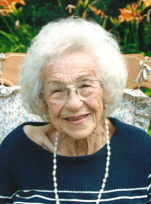 Dora Thomson